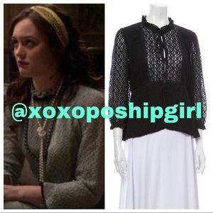 "B. Waldorf Marc by Marc Jacobs ""Mia"" Lace Blouse"